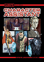 GURPS character assistant