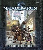 Корицата на Shadowrun 4th Edition