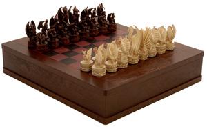 D&D шахмат