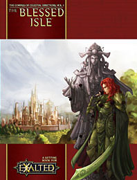 Compass of Celestial Directions Vol.1: The Blessed Isle